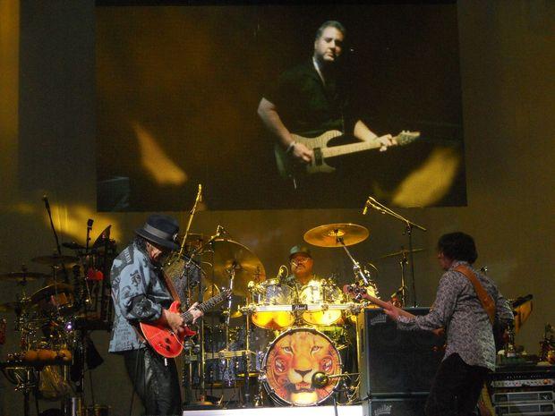 Карлос Сантана. Отчет с концерта в Лас-Вегасе