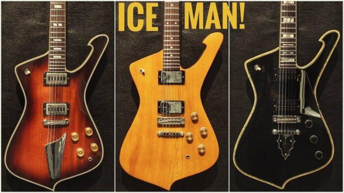 Гитара Ibanez Iceman