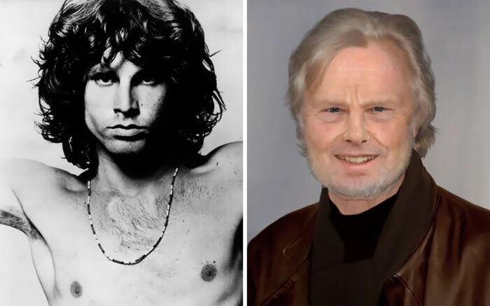 Как бы выглядели рок-звезды, если бы не умерли раньше времени