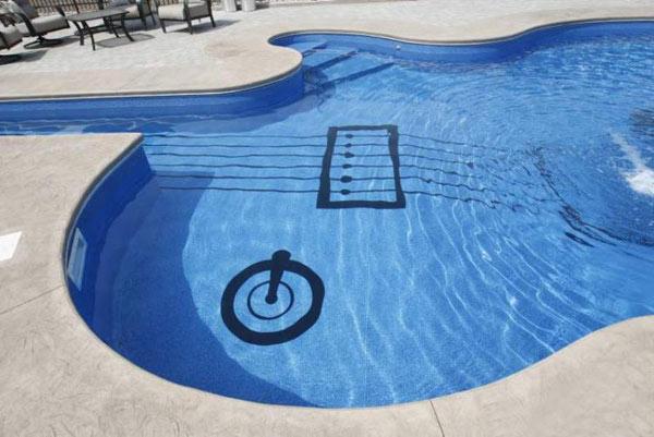 Гитарный бассейн