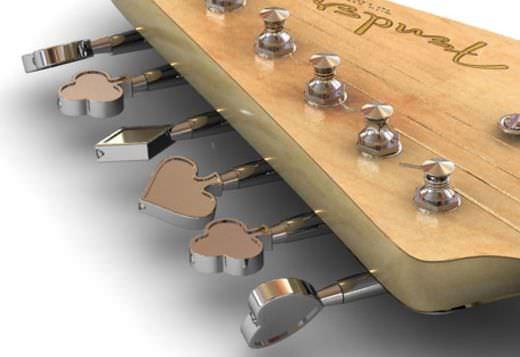 Оригинальные гитарные аксессуары