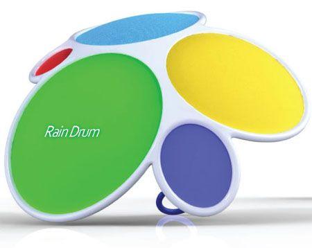 Rain Drum - зонт для барабанщиков