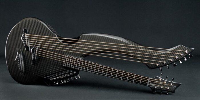 Арфа-гитара или гитара-арфа