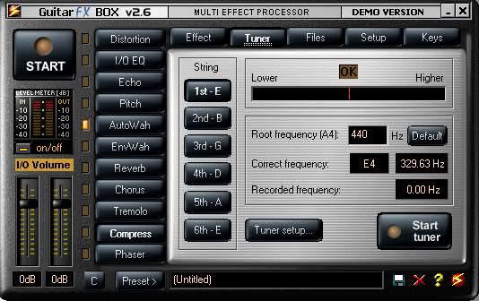 Guitar FX Box 2.6