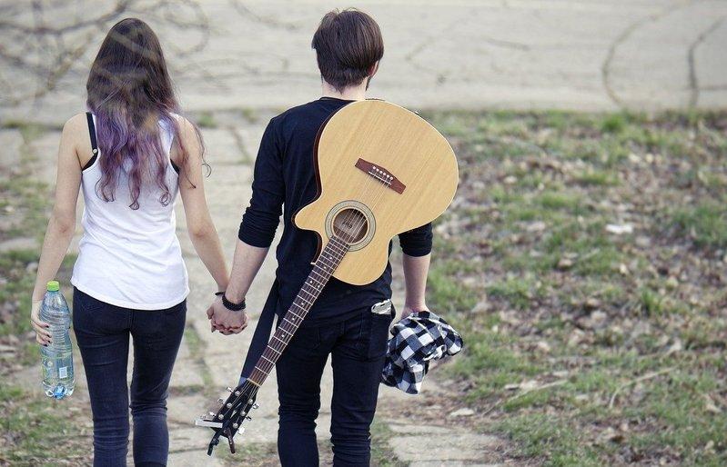 Почему Гитара лучше, чем Женщина