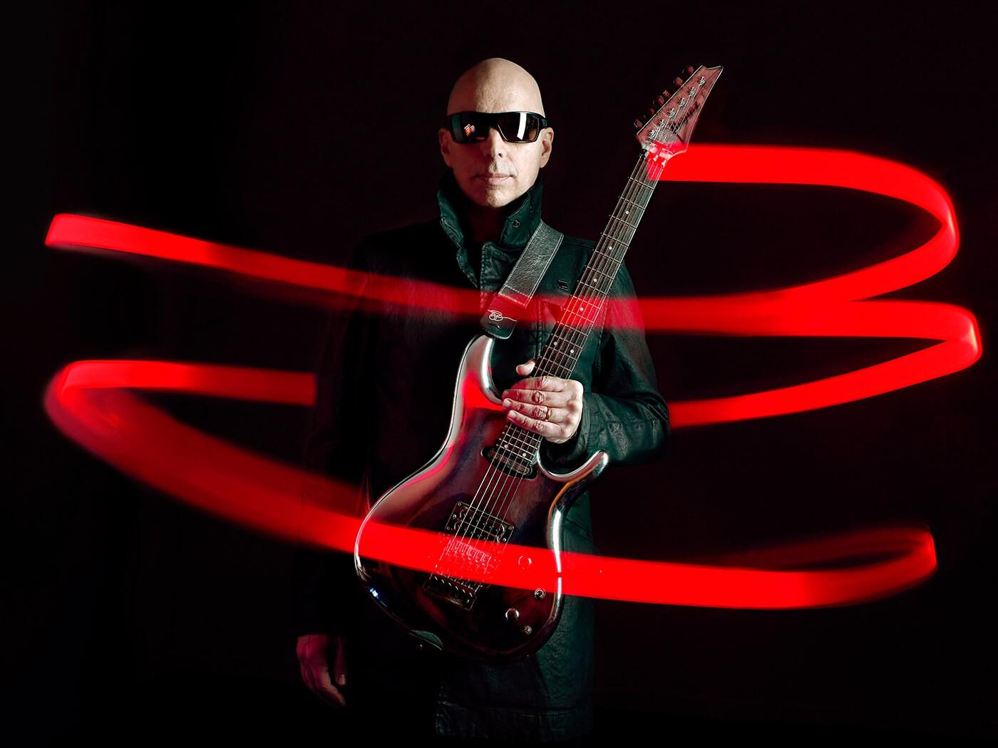 Факты, слухи, домыслы о Joe Satriani