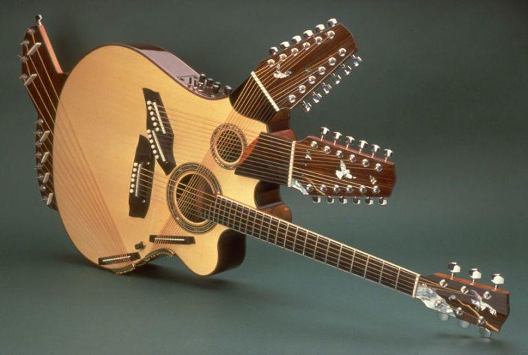 Гитара Pikasso