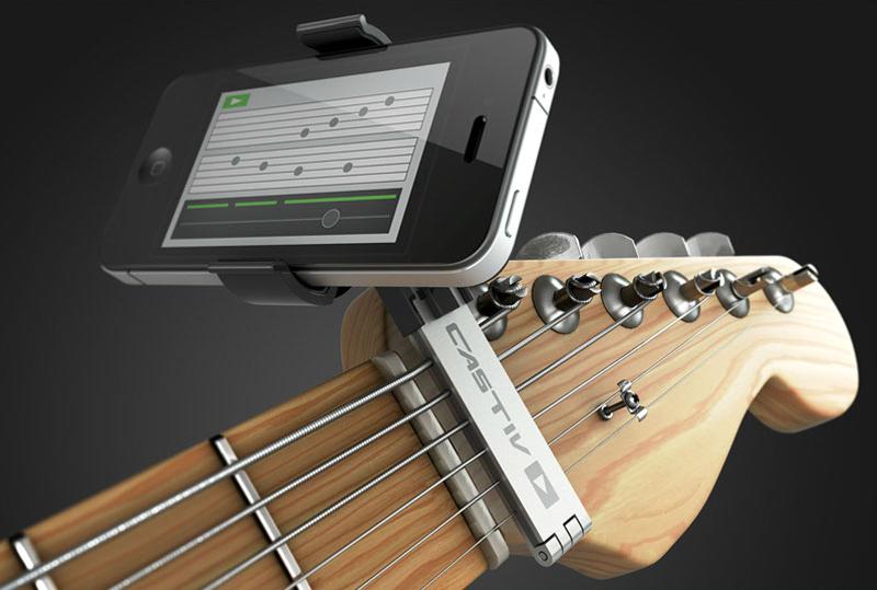 Guitar Sidekick — гаджет для «яблочных» гитаристов