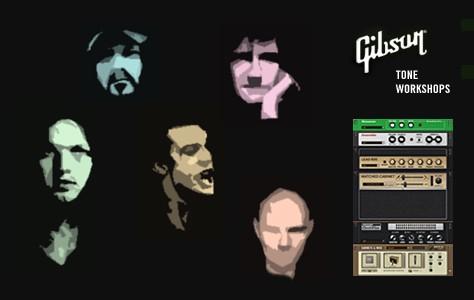 Именные банки для Guitar Rig от Gibson