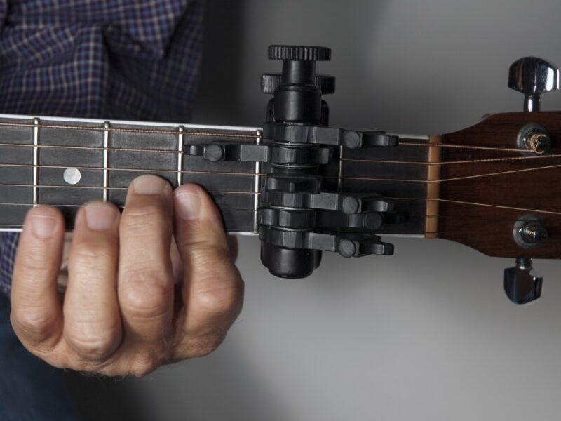 Caposonic — аккордовый каподастр
