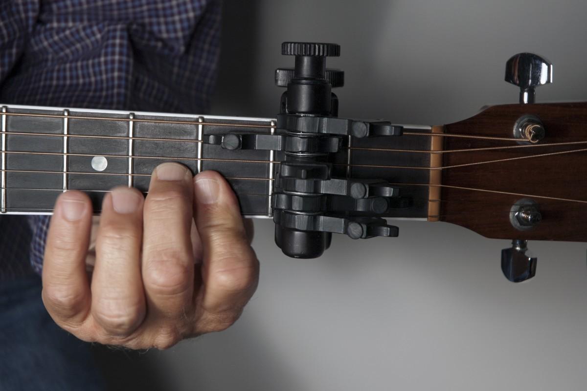 Caposonic - аккордовый каподастр