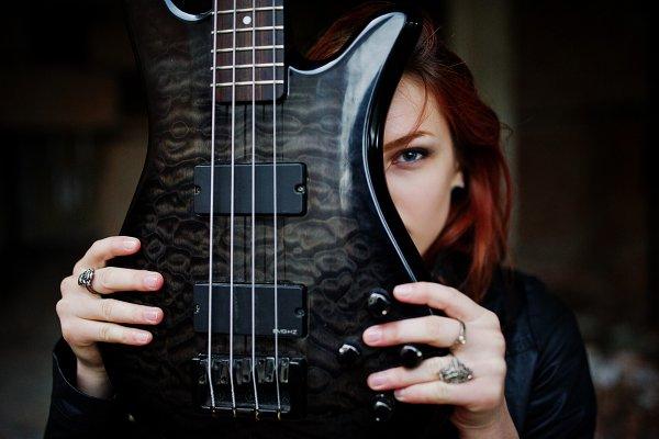 Если вы — девушка басиста
