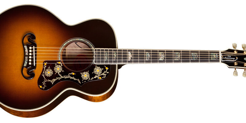 Гитара GIBSON J-200