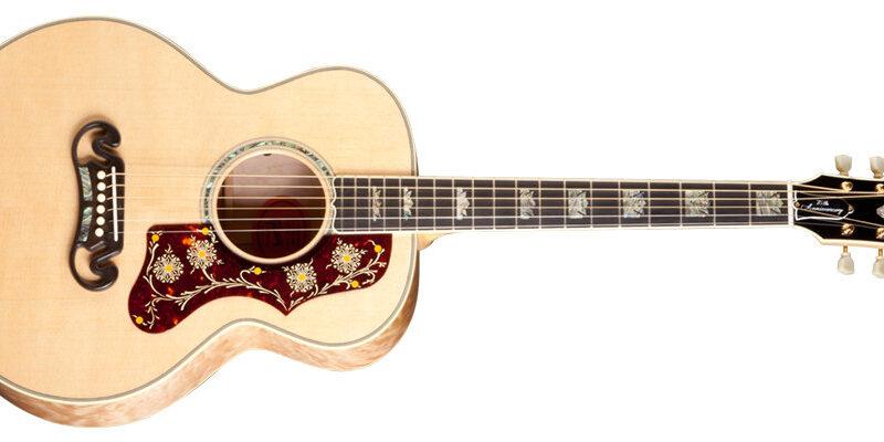 20 фактов о гитаре Gibson J-200