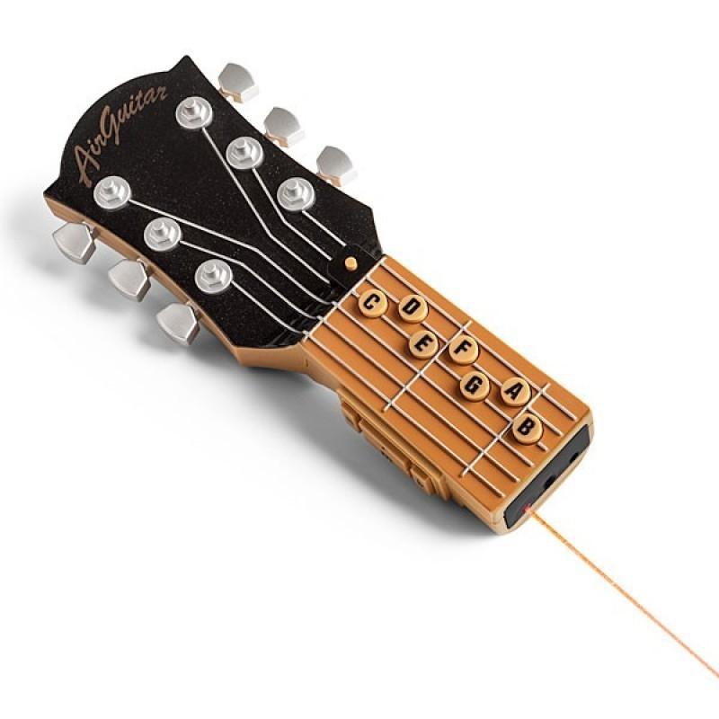 Air guitar - смотреть или играть?