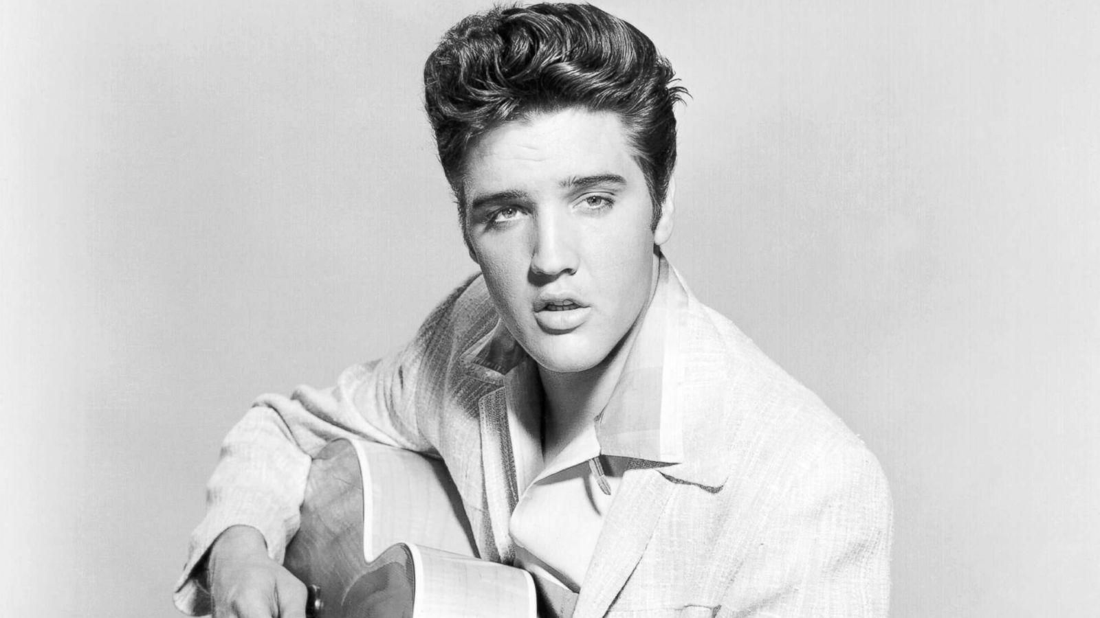 Первую запись Элвиса Пресли продадут на аукционе