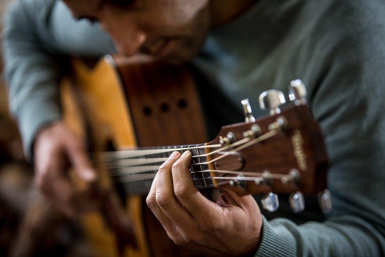 Гитаристы самоучки