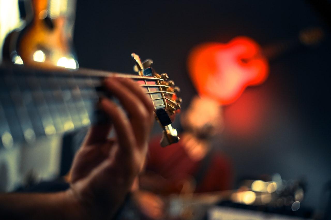 Музыканты без пальцев