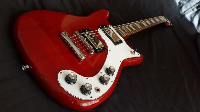 Гитара Epiphone Wilshire